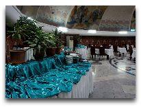 отель Otrar Hotel: Ресторан