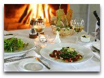 отель Padaste Manor: Ресторан Alexandr