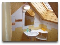 отель Padu Kardla: Ванная двухместного номера