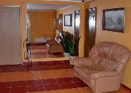 отель Pajurio vila: Холл гостевого дома