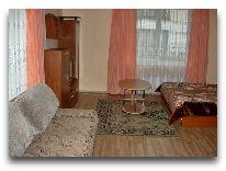 отель Pajurio vila: Трехместный номер