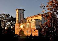 отель Pałac Brunów: Южное крыло дворца