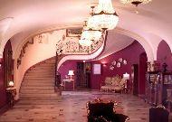 отель Pałac Brunów: Холл отеля