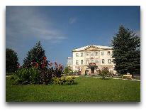 отель Pałac Brunów: Дворец