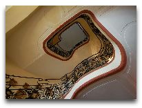 отель Pałac Brunów: Лестница