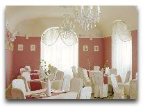 отель Pałac Brunów: Небольшой зал
