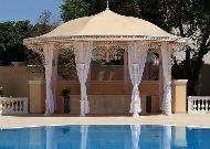 отель Palace Del Mar: Бар возде бассейна