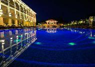 отель Palace Del Mar: Бассейн ночью