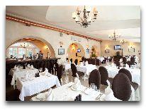 отель Palace Del Mar: Ресторан