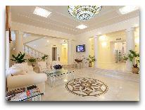 отель Palace Del Mar: Холл отеля