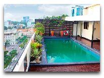 отель Palace Hotel Saigon: Бассейн