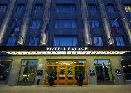 отель Hotell Palace: Вход в отель