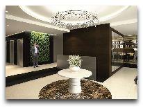отель Hotell Palace: Лобби