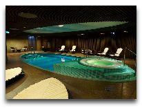 отель Hotell Palace: Бассейн