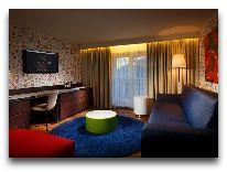 отель Hotell Palace: Номер Family room
