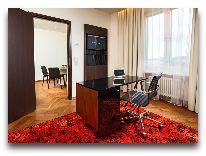 отель Hotell Palace: Президентский Suite