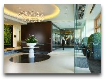 отель Hotell Palace: Холл