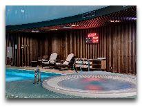 отель Hotell Palace: Джакузи