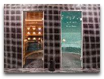 отель Hotell Palace: Сауны