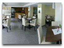 отель Palangos Juze: Ресторан отеля
