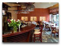 отель Palangos Linas: Кафе