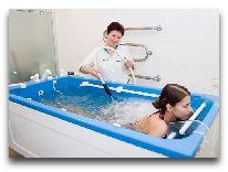 отель Palangos Linas: Лечебные ванны