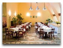 отель Palangos Linas: Столовая