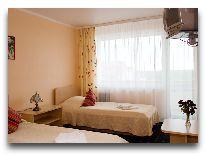 отель Palangos Linas: Четырехместный номер