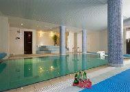 отель Palangos Vetra: Комплекс бассейна и саун