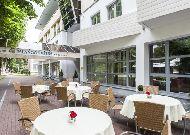 отель Palangos Vetra: Летняя терраса