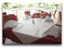 отель Palangos Vetra: Ресторан