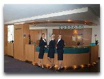 отель Palangos Vetra: Ресепшн отеля