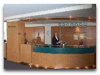 отель Palangos Vetra: Ресепшн