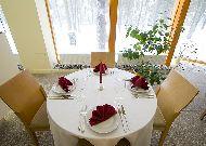 отель Palangos Zuvedra: Ресторан