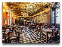 отель Палац: Кафе Страўня