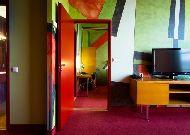 отель Pallas: Номер Suite.