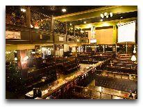 отель Pallas: Ресторан