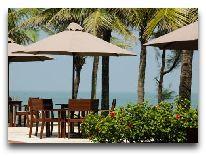 отель Palm Garden Beach Resort & Resort Hotel: Бар на пляже