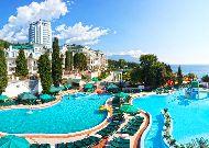 отель Palmira Palace: Бассейн