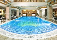 отель Palmira Palace: Закрытый бассейн