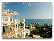 отель Palmira Palace: Вид с балкона