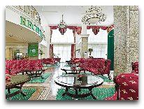 отель Palmira Palace: Лобби