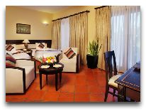 отель Pandanus Beach Resort: Family suite