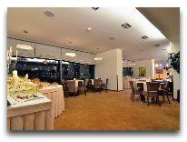 отель Panorama: Ресторан