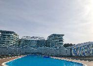 отель Paragraph Resort & Spa Shekvetili, Autograph Collection: Фасад отеля