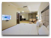 отель Paris Hotel Yerevan: Номер Люкс