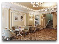 отель Paris Hotel Yerevan: Холл