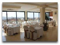 отель Paris Hotel Yerevan: Ресторан