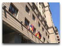 отель Paris Hotel Yerevan: Фасад отеля