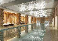 отель Park Chalet: Бассейн
